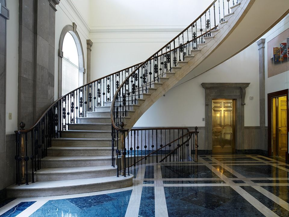 Escaleras: Productos de Mármoles Sammarone