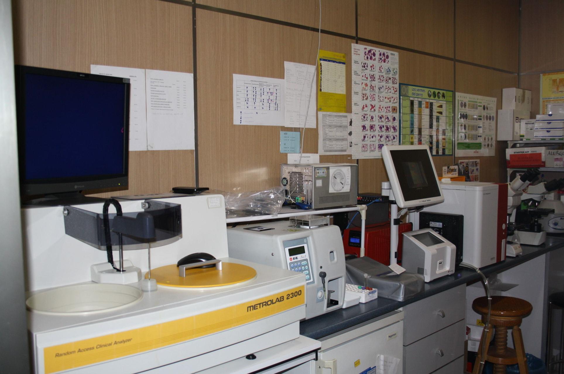 Laboratorio, bioquímica, iones, coagulación