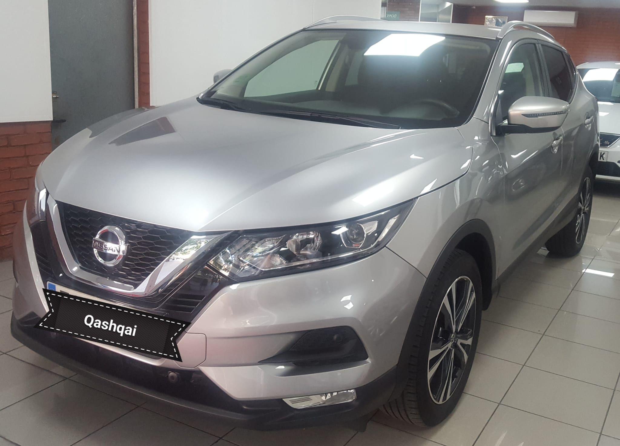 Nissan Qashqai n-style 1.3:  de Automòbils Rambla