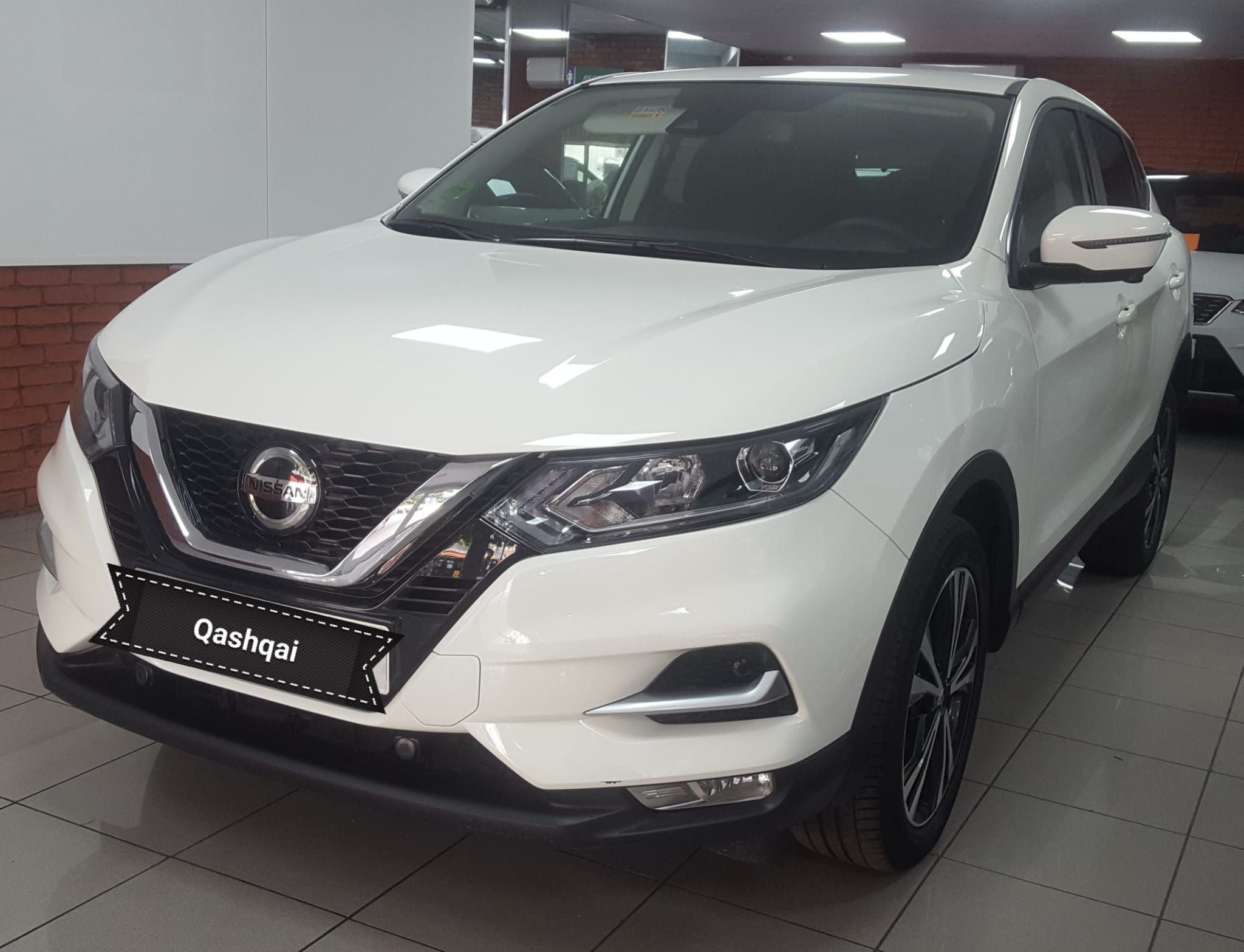 Nissan Qashqai 1.3 DRG T DCT I  160CV N- connecta:  de Automòbils Rambla