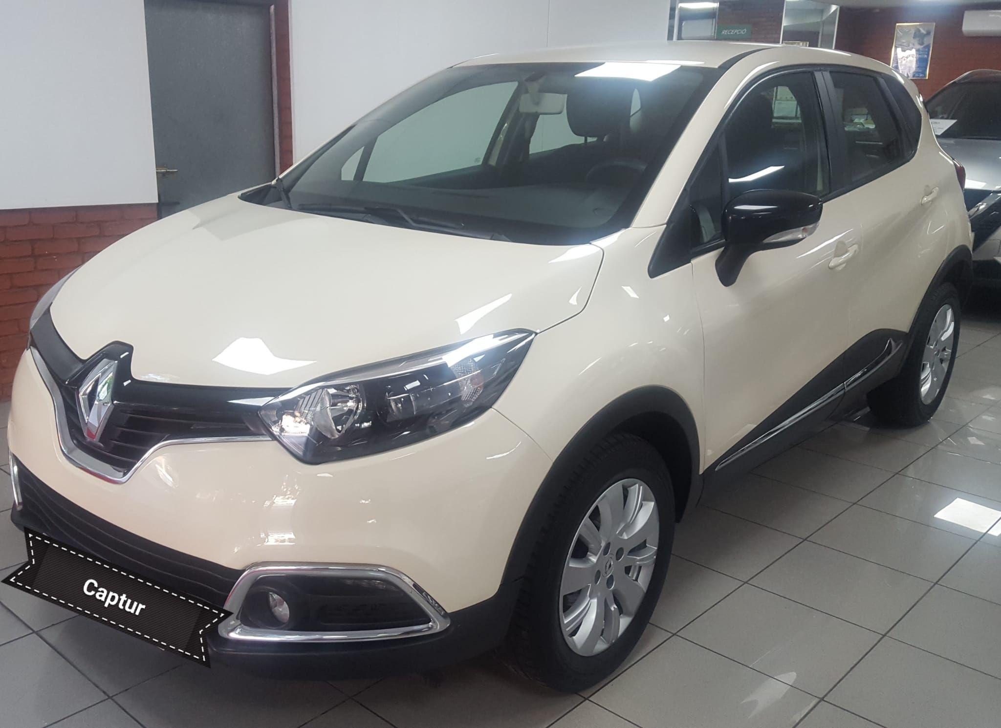 Renault Captur energy:  de Automòbils Rambla