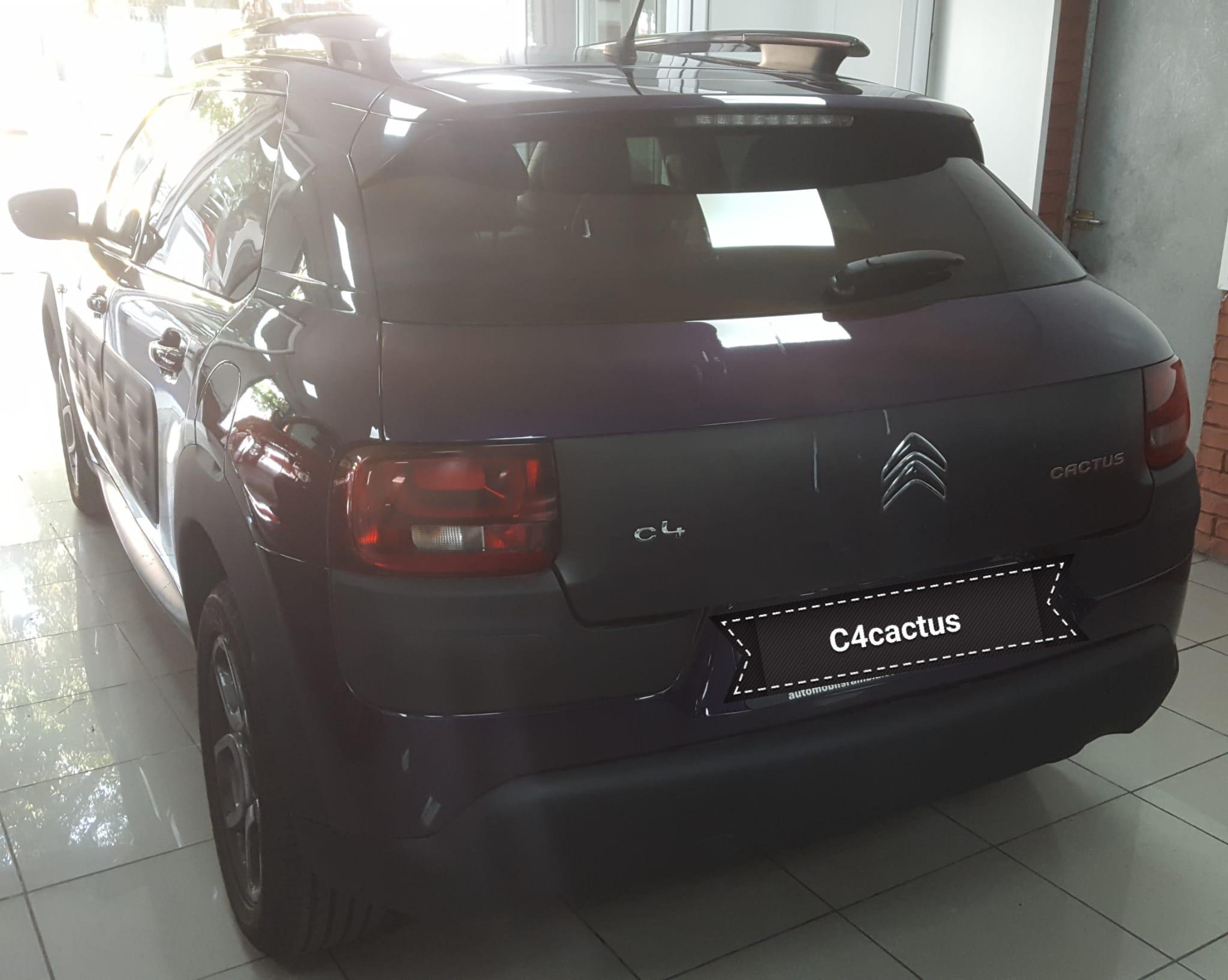 Citroën c4cactus 1.6 bhdi