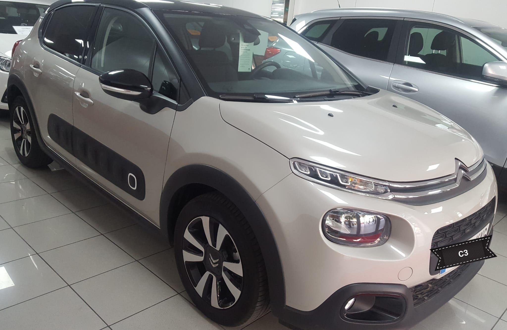 Citroën c3 tce 110 cv shine:  de Automòbils Rambla