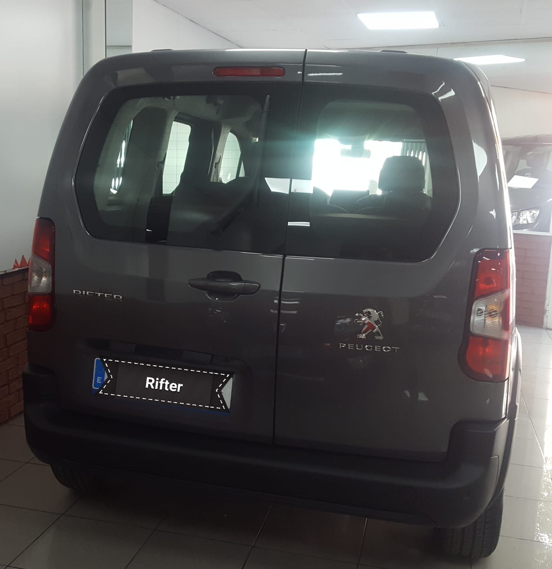 Peugeot Rifter:  de Automòbils Rambla