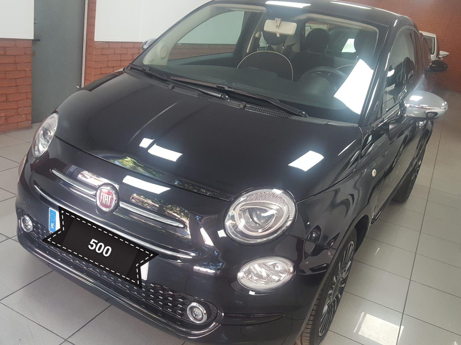 Fiat 500 S 1.2 8 V:  de Automòbils Rambla