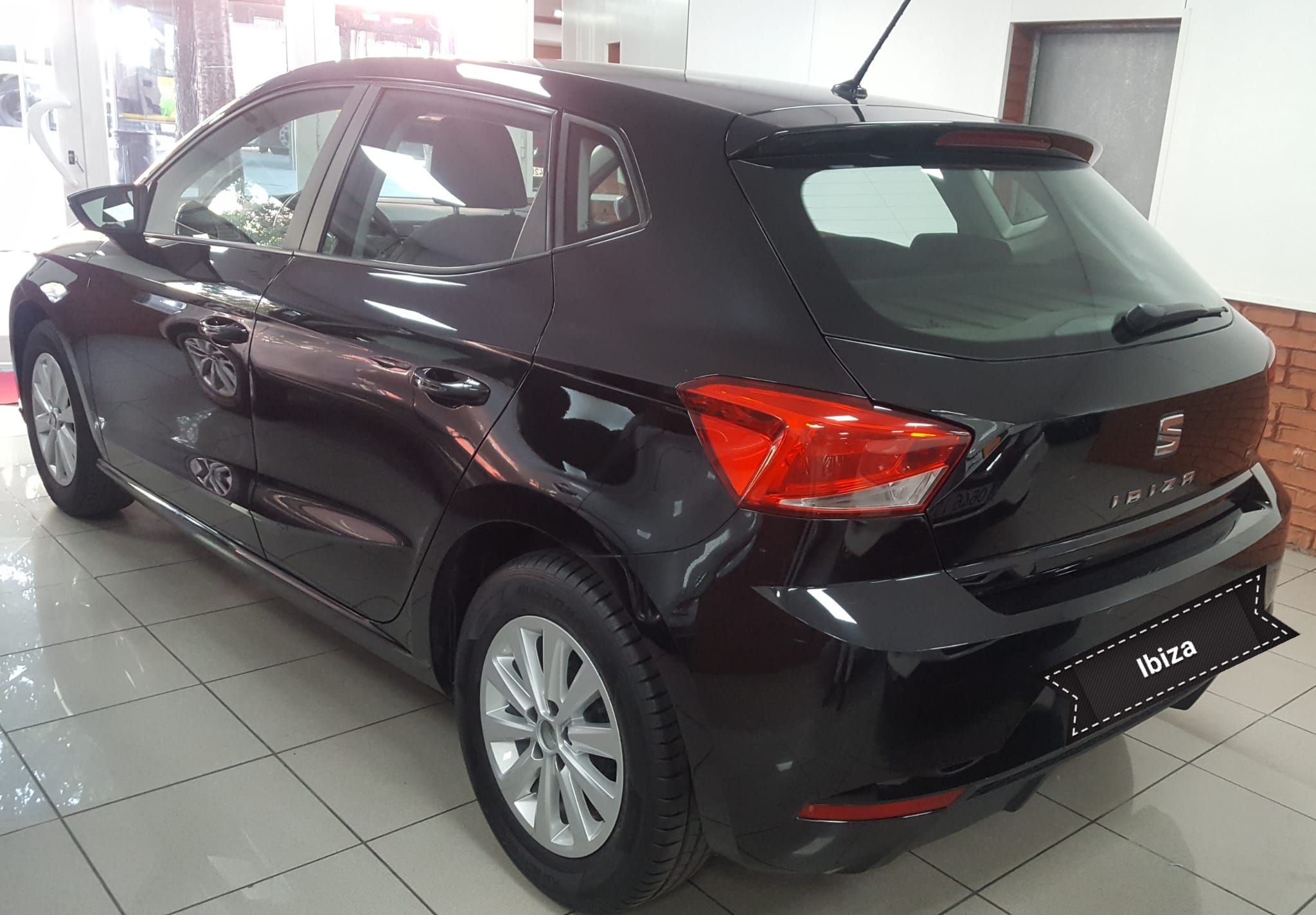 Seat Ibiza 1.0 55 kw 75 Cv Style:  de Automòbils Rambla