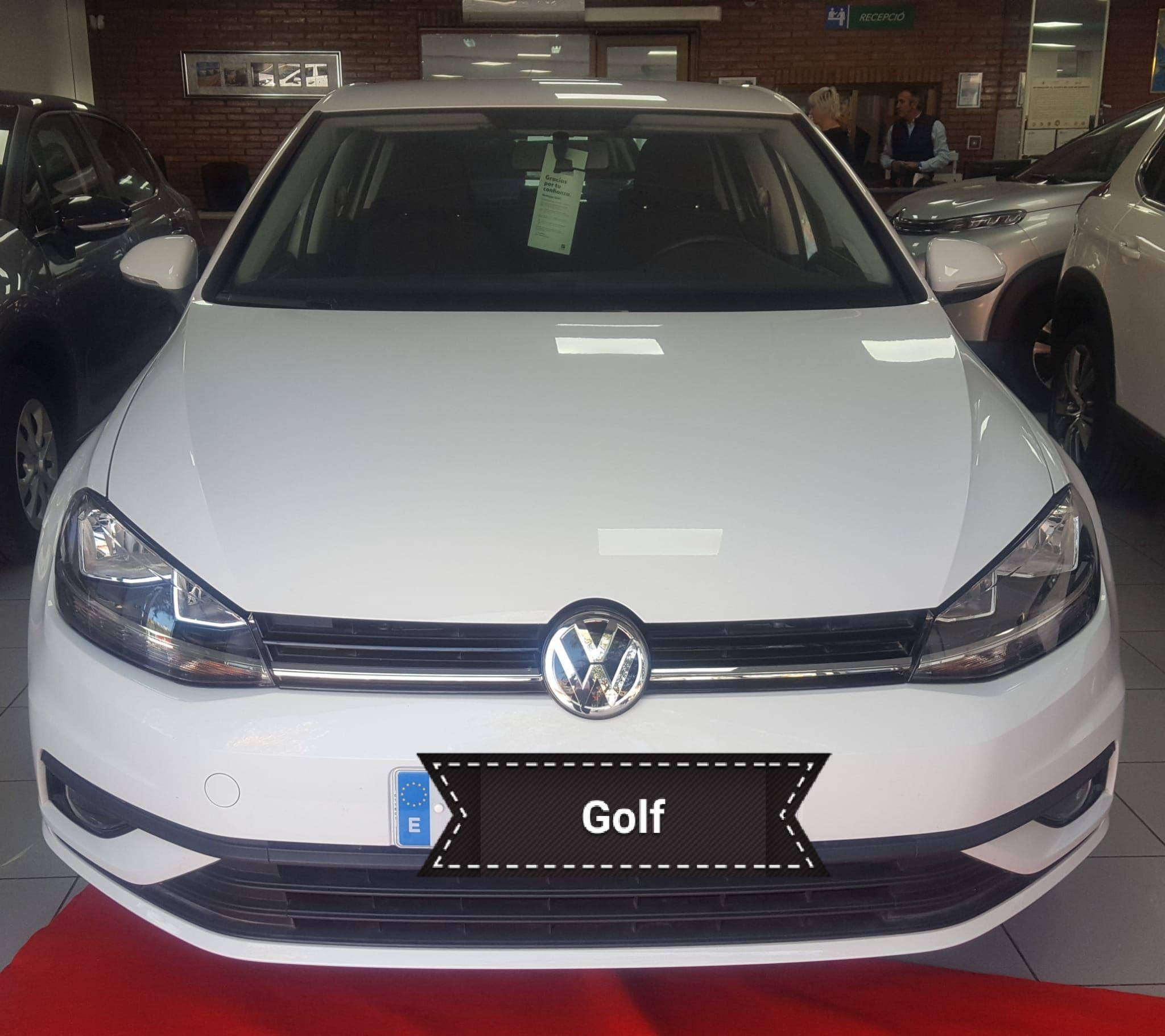 VW GOLF 1.0 tsi 115 gasolina business: Catálogo de Automòbils Rambla