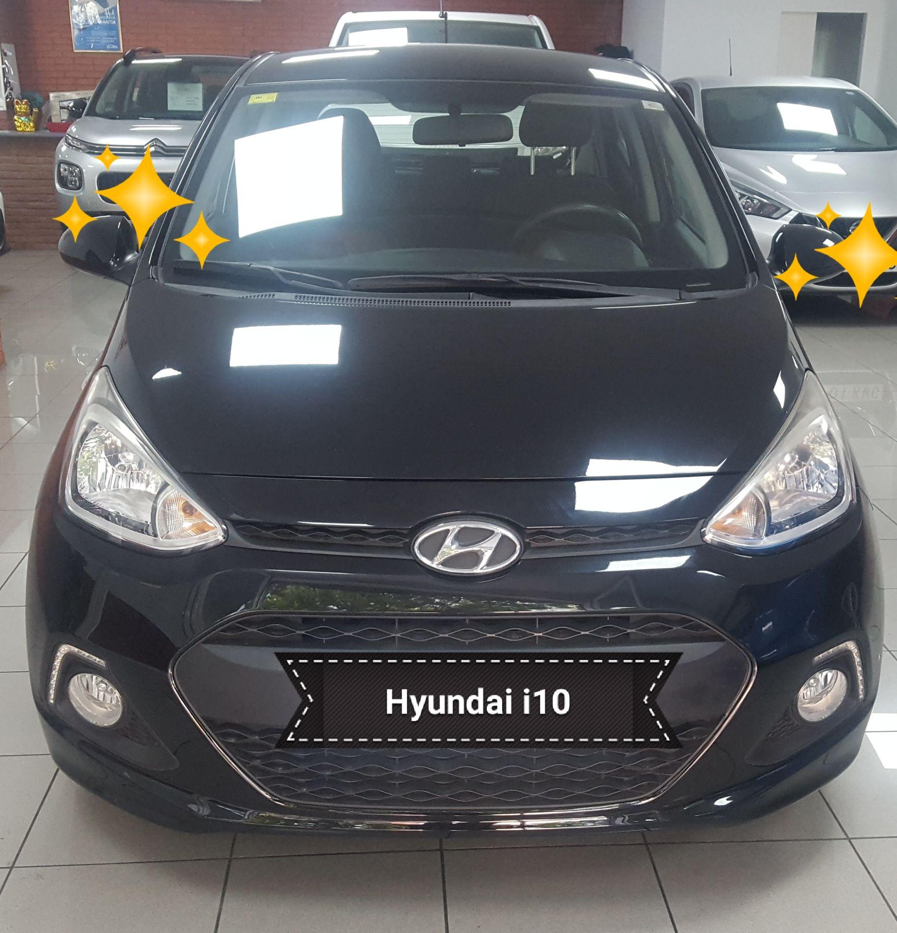 Hyundai I10 1.0 gasolina:  de Automòbils Rambla