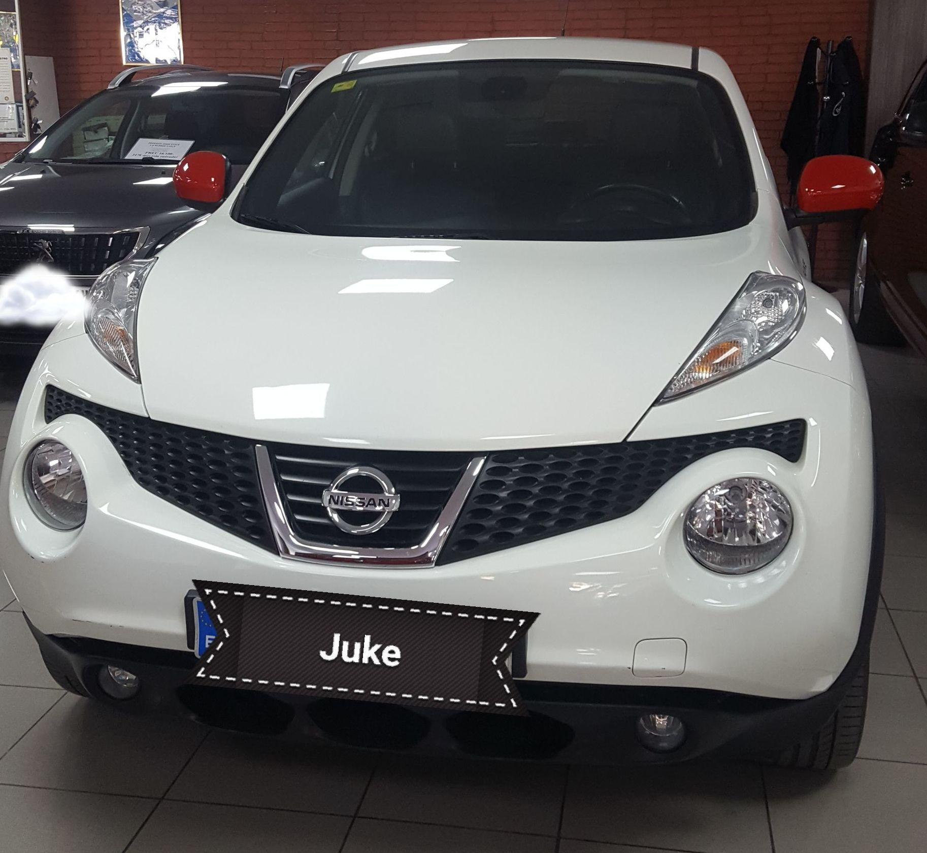 Nissan juke dci tekna Premium : Catálogo de Automòbils Rambla