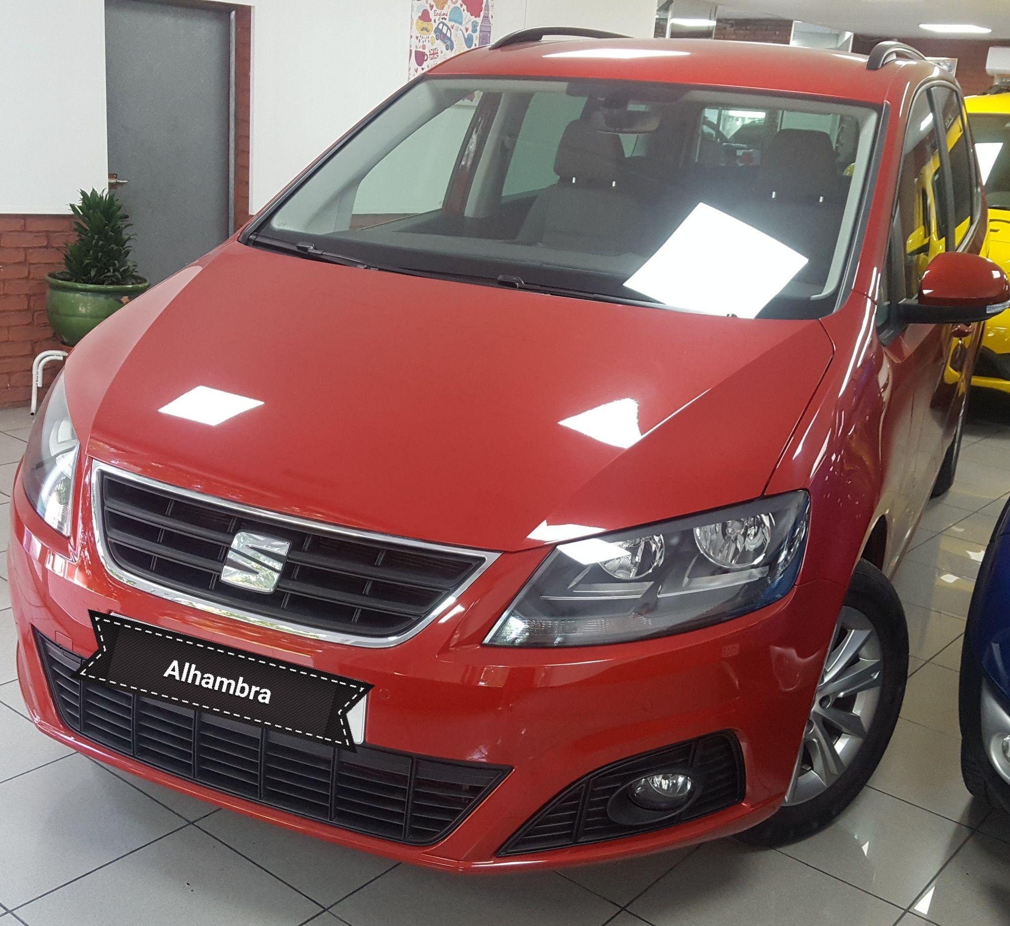SEAT ALHAMBRA 2.0 TDI REFERENCE ECO 110KW (150CV) : Catálogo de Automòbils Rambla