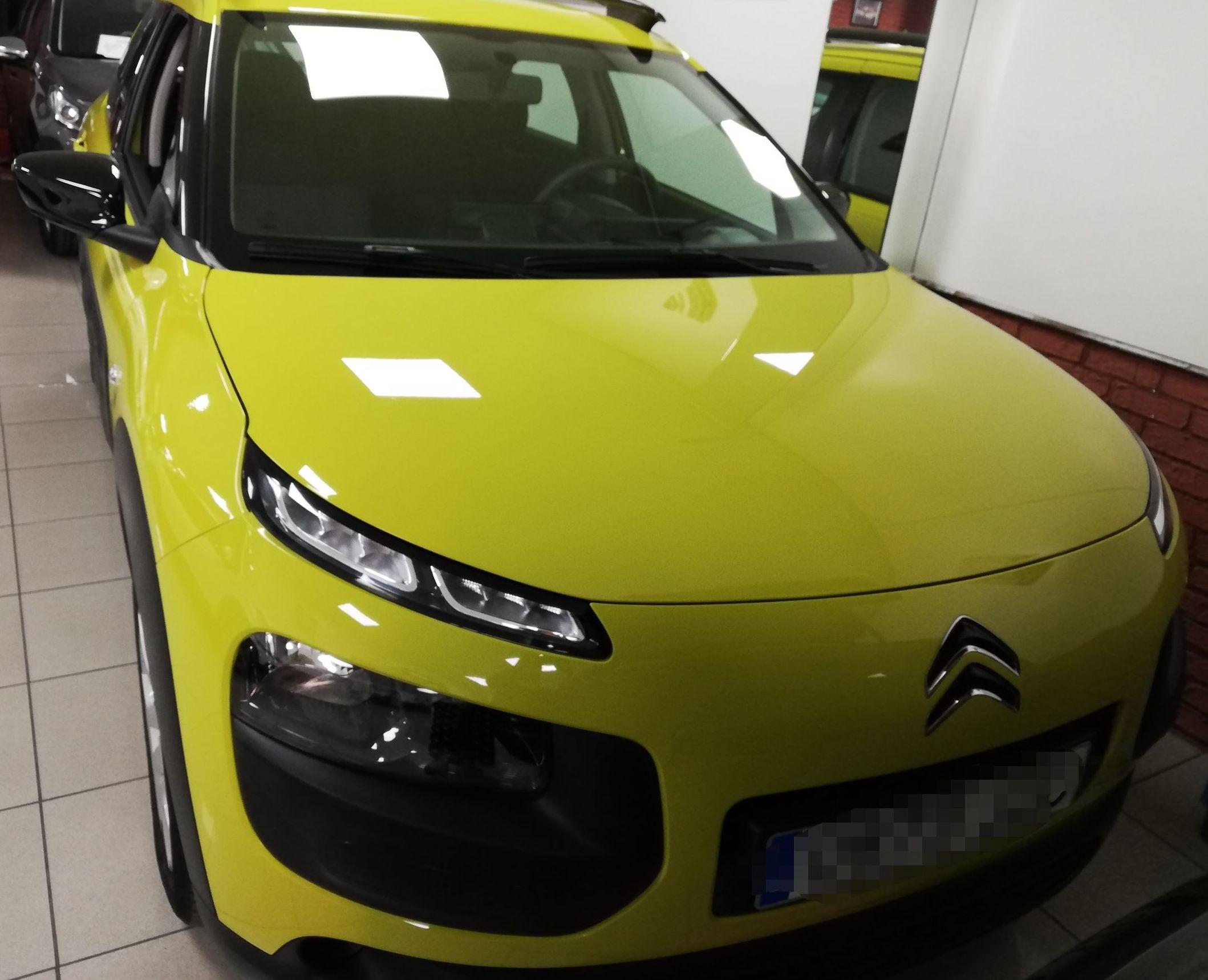 Citroën C4 cactus 1.6 bhdi 100cv feel: Catálogo de Automòbils Rambla