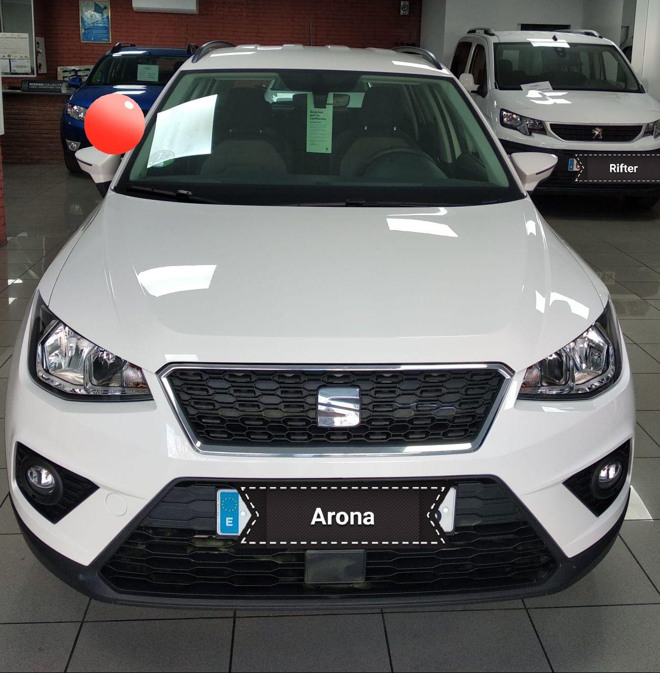 Seat Arona Style Tsi 115CV: Catálogo de Automòbils Rambla