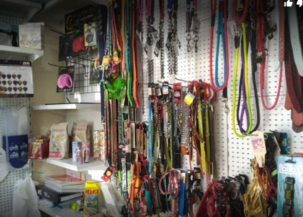 Productos y accesorios para mascotas
