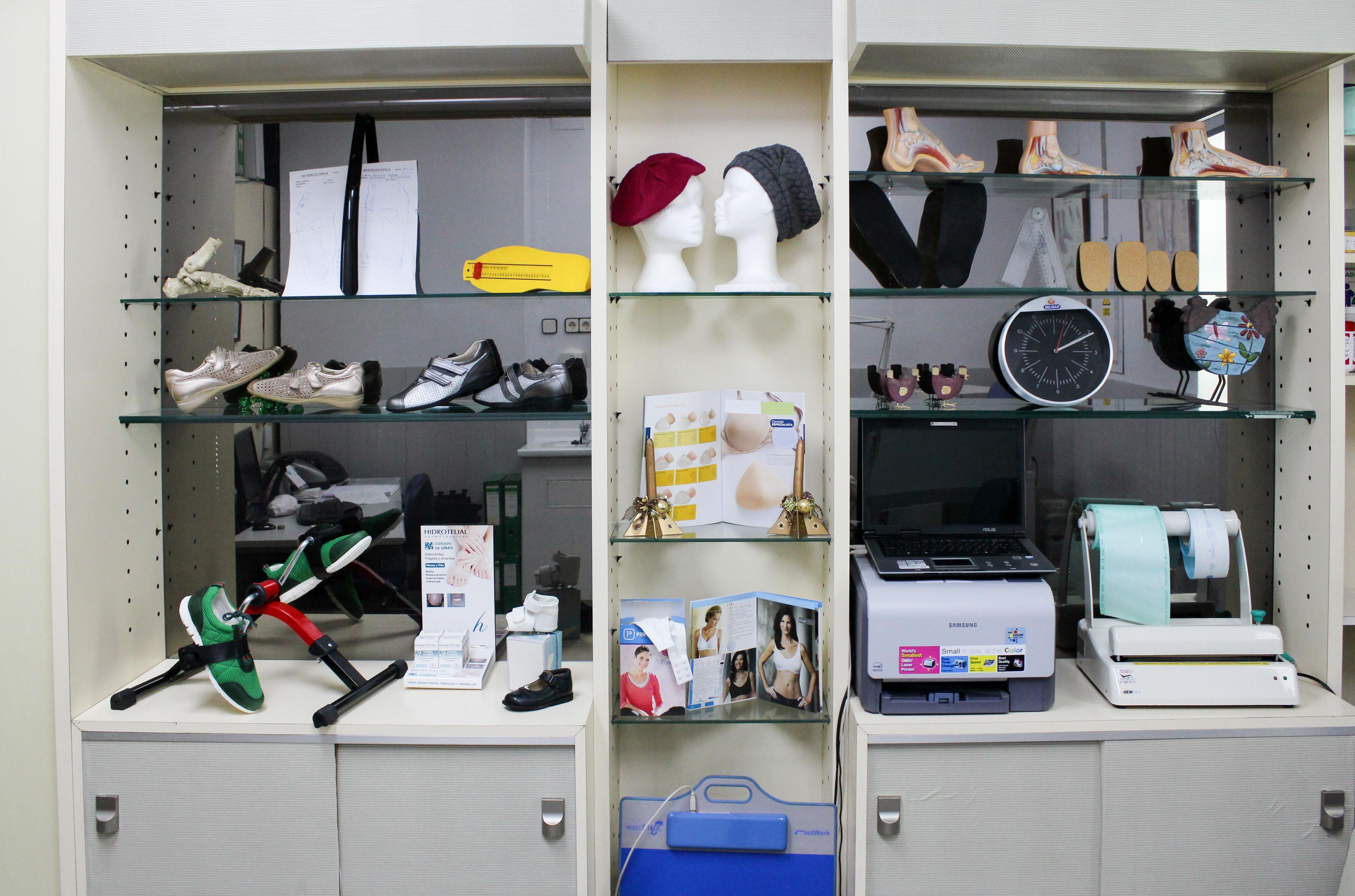 Foto 1 de Ortopedia en Parla | Ortopedia Parla