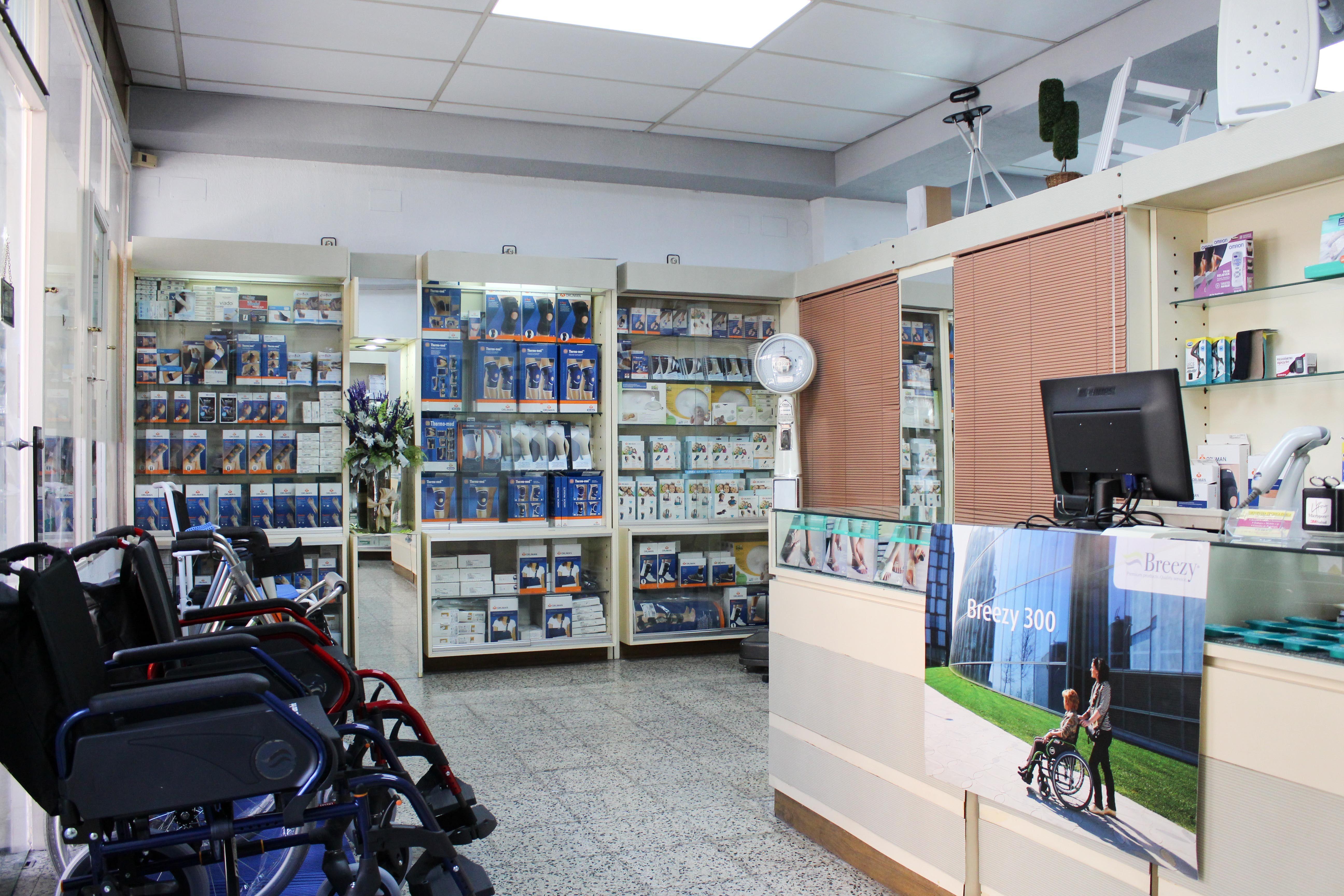 Profesional: Productos y servicios   de Ortopedia