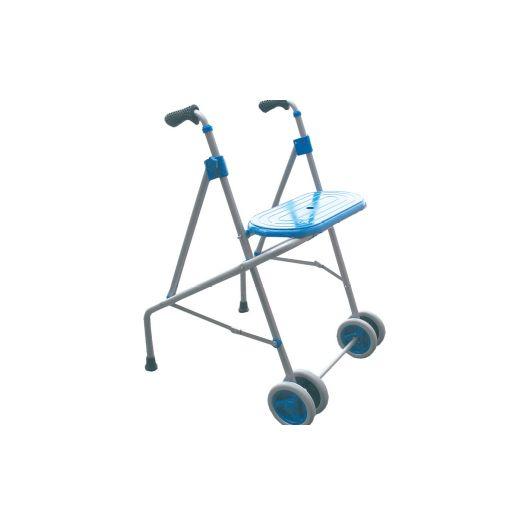 Andador Básico con asiento: Productos y servicios   de Ortopedia