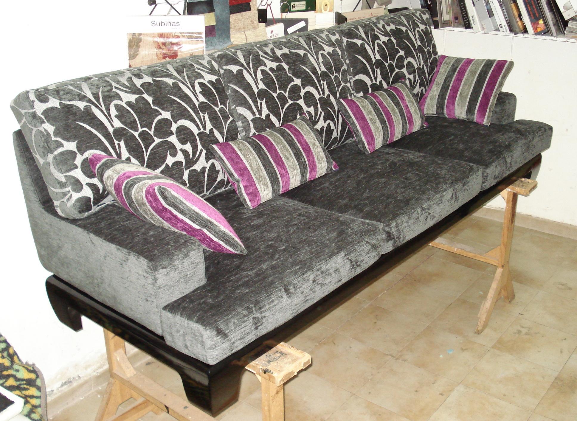 sofá estilo japonés