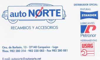 Auto Norte S.L: Productos y Servicios de Bazaroil