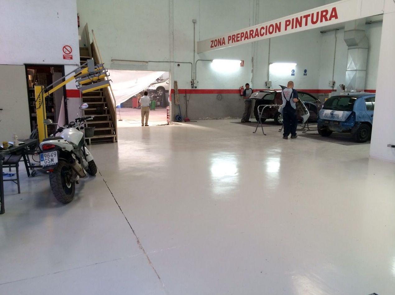Foto 11 de Talleres de automóviles en Fuenlabrada | Talleres Sanburauto