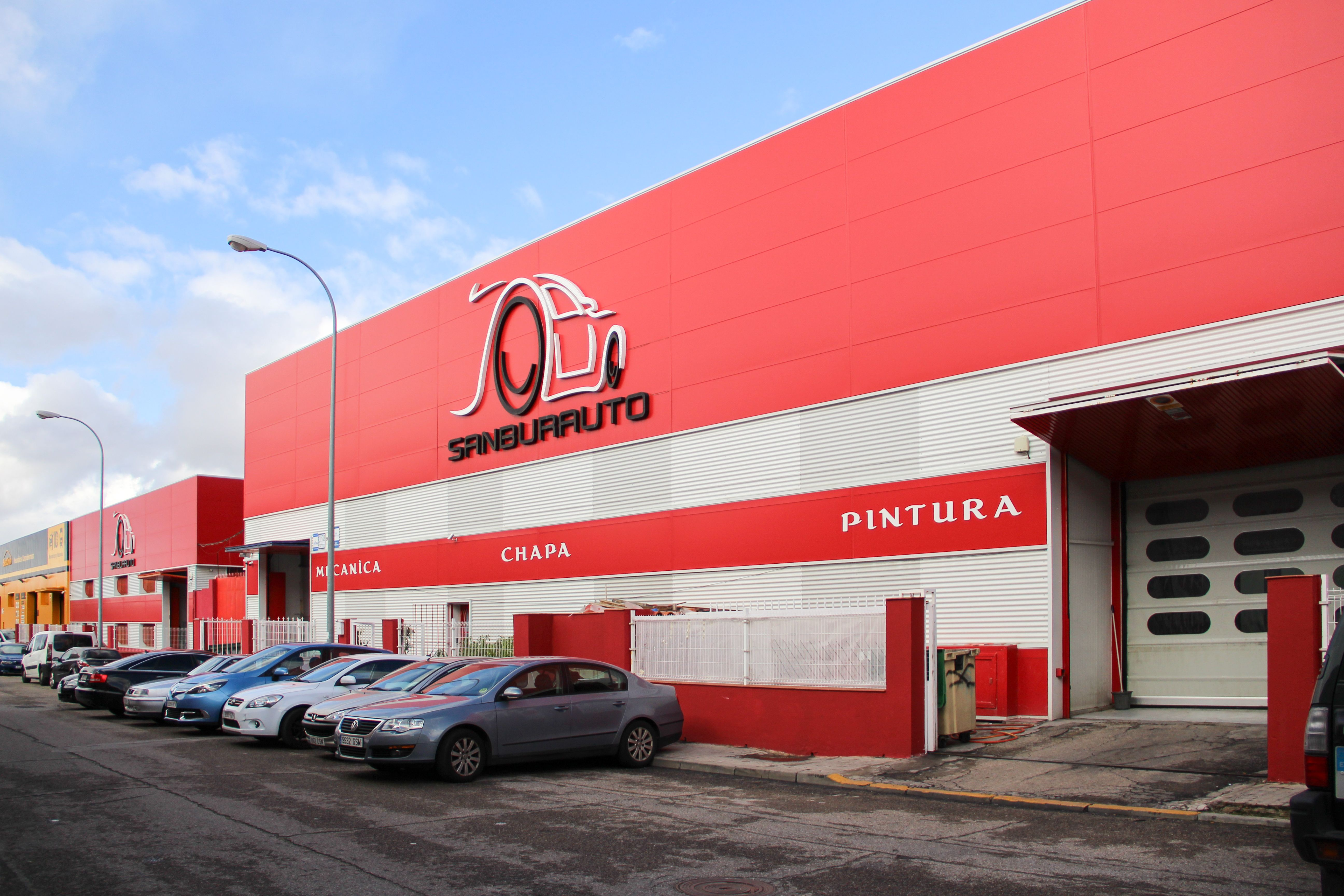 Foto 3 de Talleres de automóviles en Fuenlabrada | Talleres Sanburauto