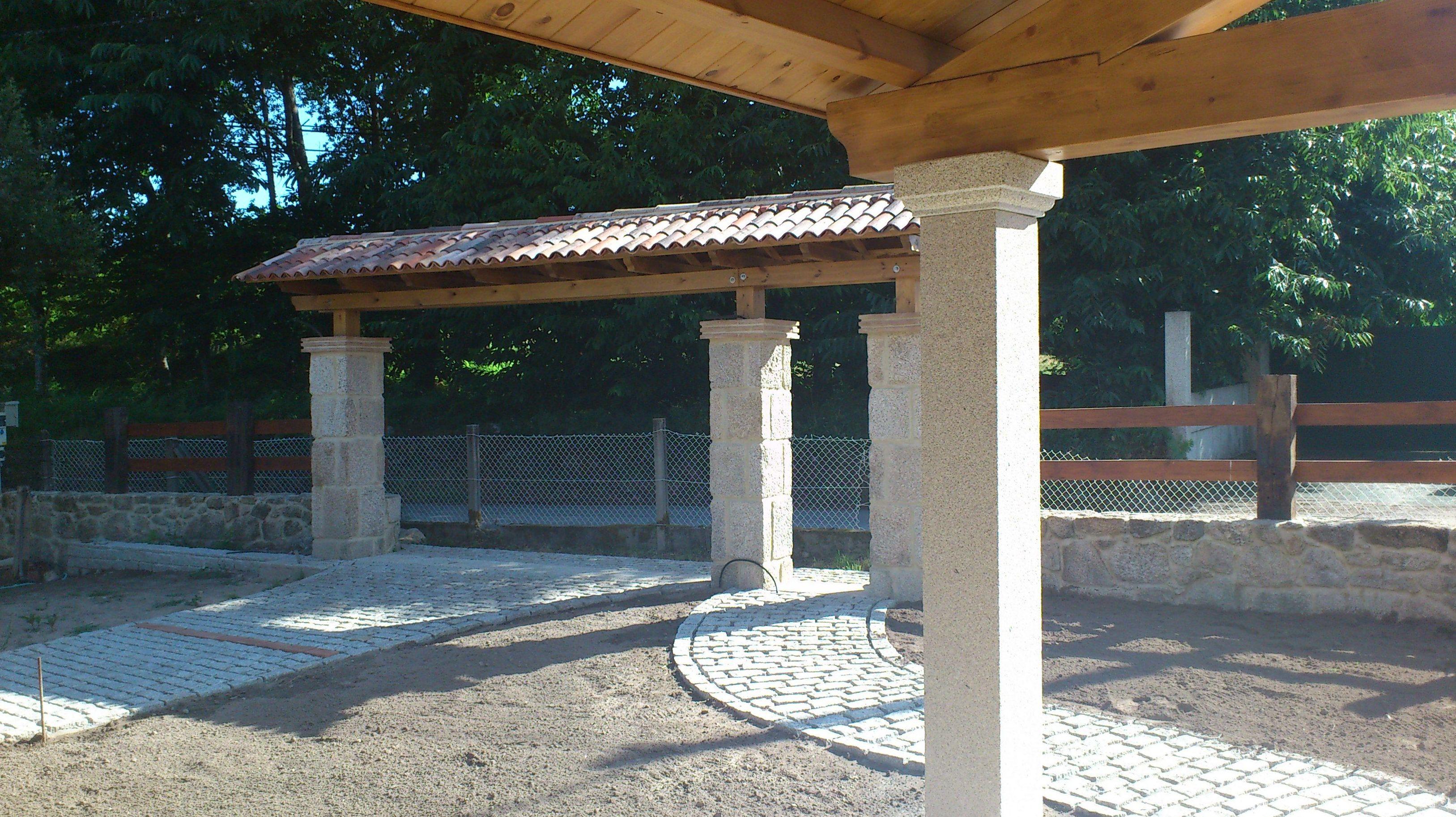 Trabajos en piedra en Pontevedra