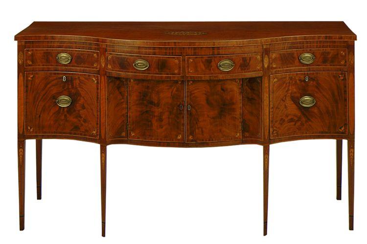 Muebles antiguos clásicos