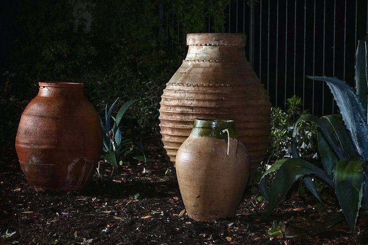 Antigüedades para jardín