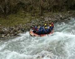 Rafting: Actividades de Multiaventuras Trenti