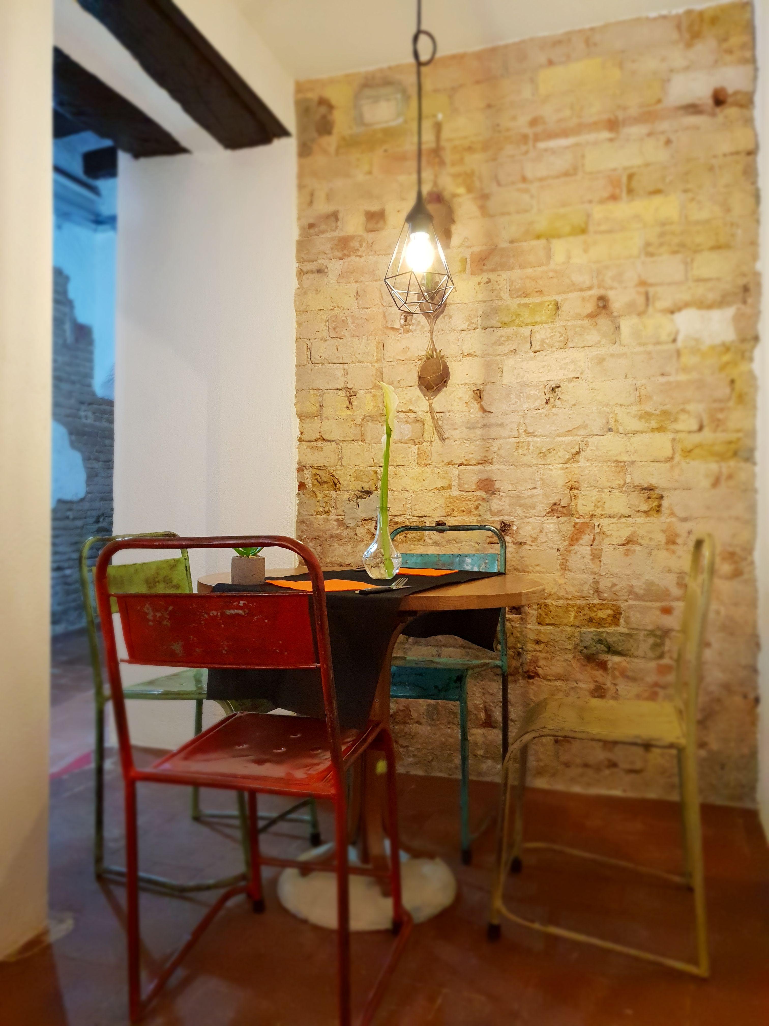 Restaurante cocina mediterránea Vic
