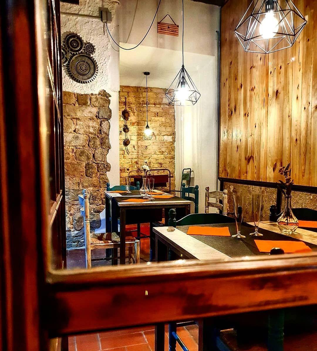 Restaurante de tapas Vic