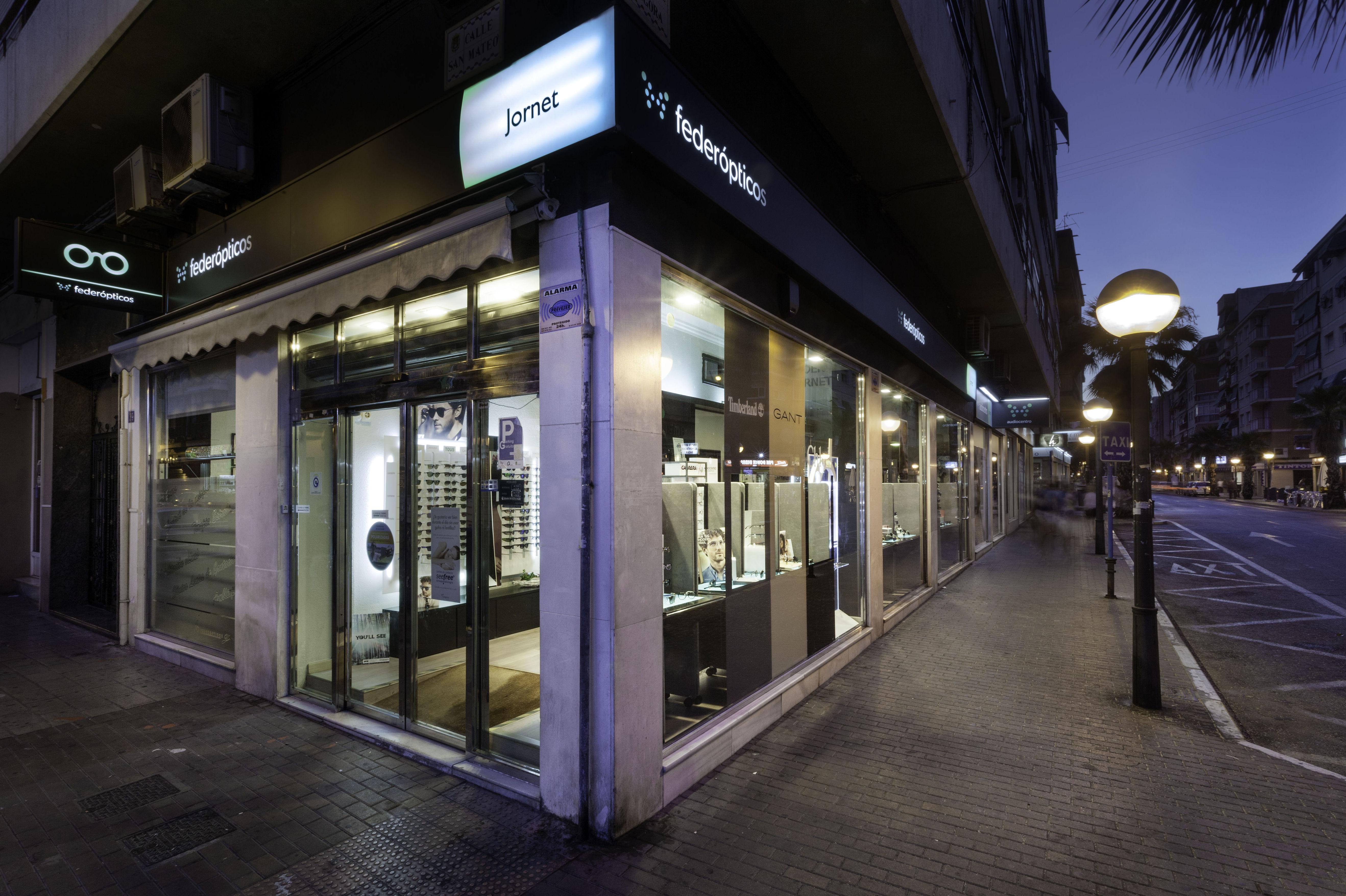 Foto 1 de Ópticas en Alicante | Federópticos Jornet