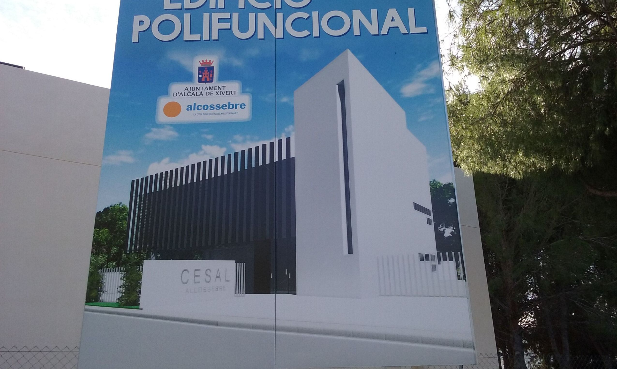 EDIFICIO POLIFUNCIONAL ALCOSSEBRE (CASTELLON)