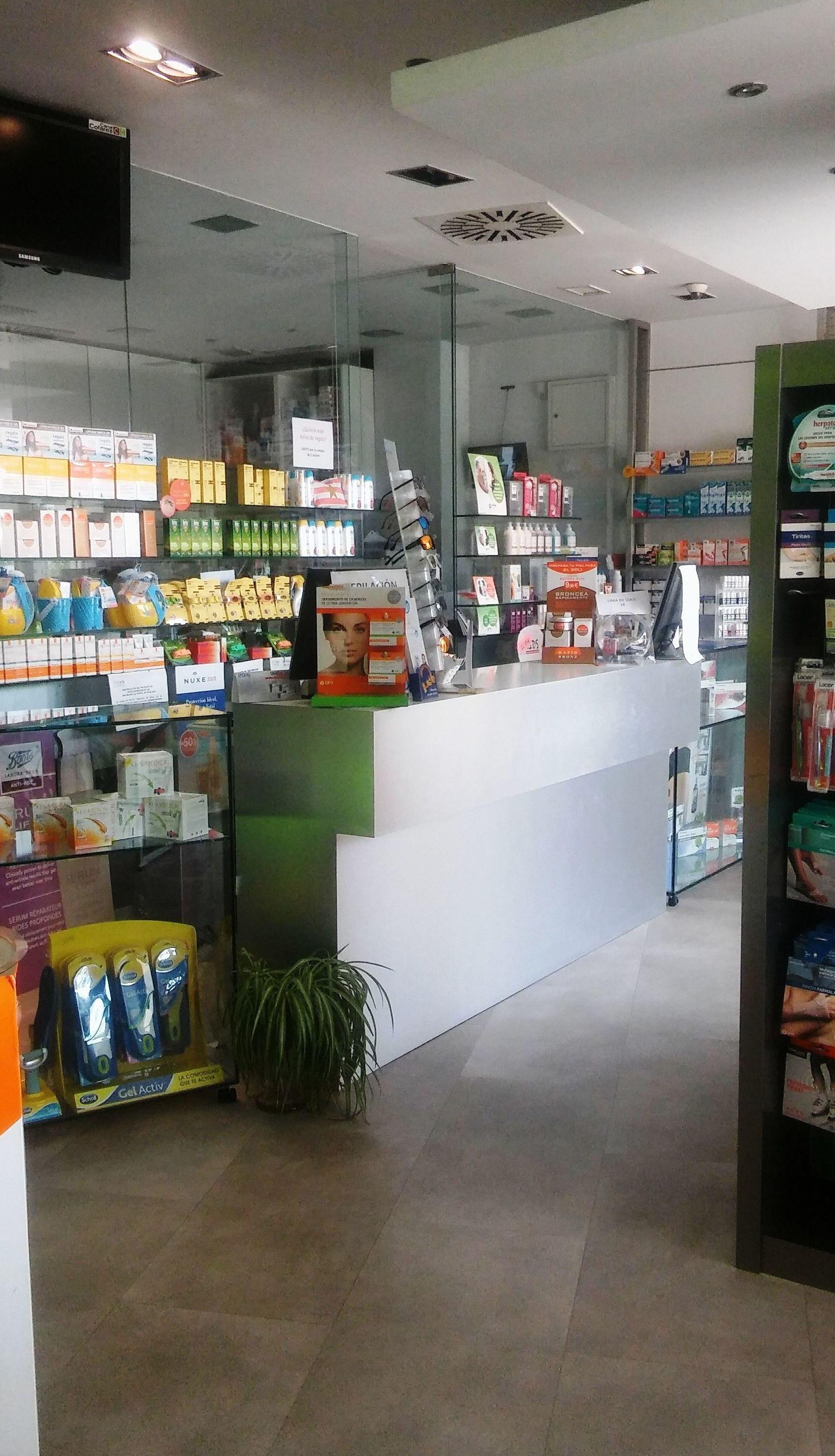 Foto 3 de Farmacias en Getafe | Farmacia Paseo de la Estación