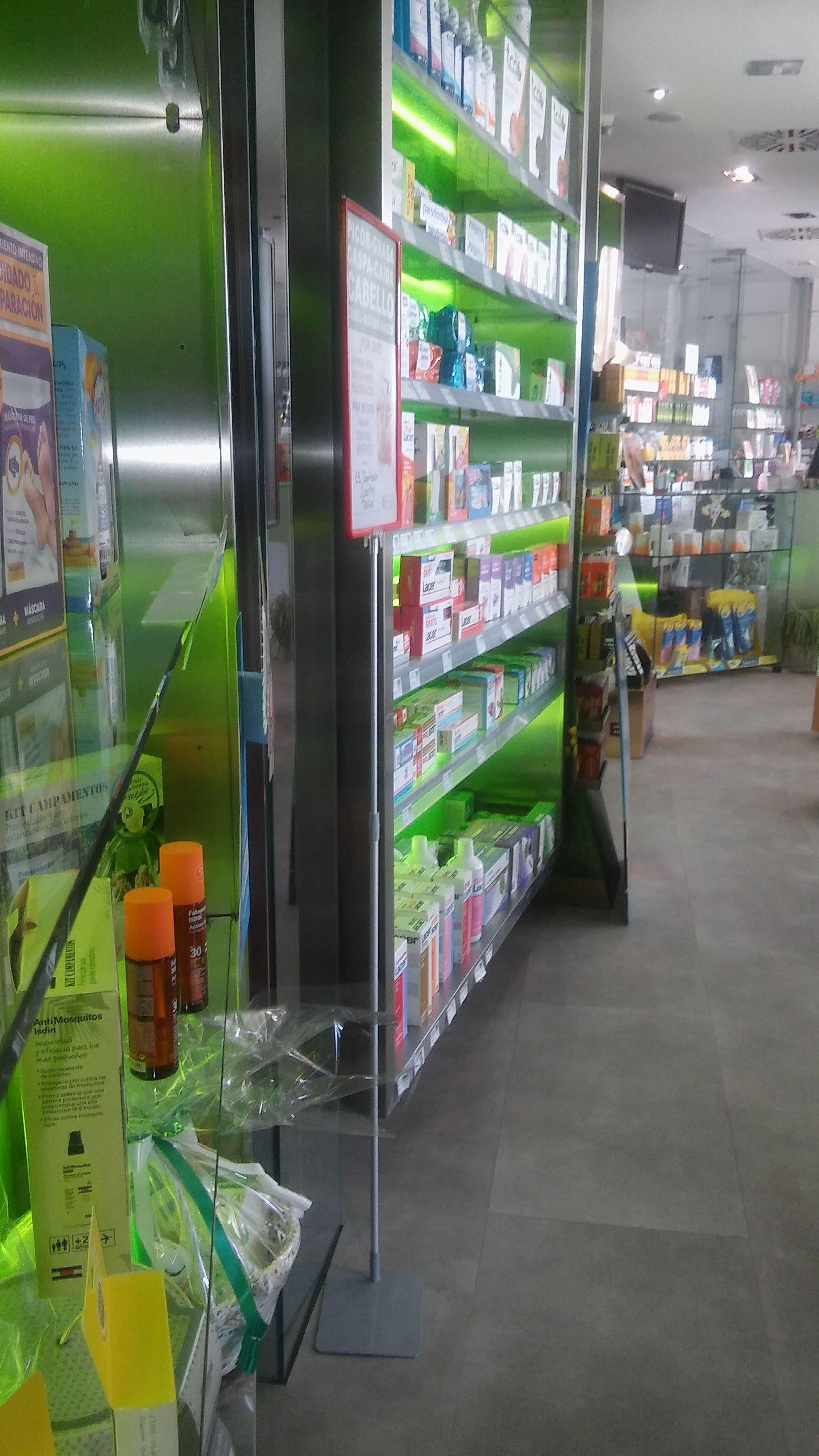 Foto 4 de Farmacias en Getafe | Farmacia Paseo de la Estación