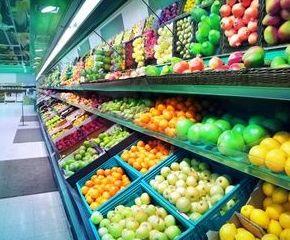 Fruteria de nuestro supermercado.