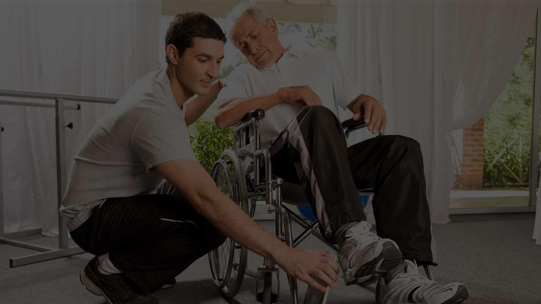 Servicios personales: Servicios de Prosad Atención Domiciliaria