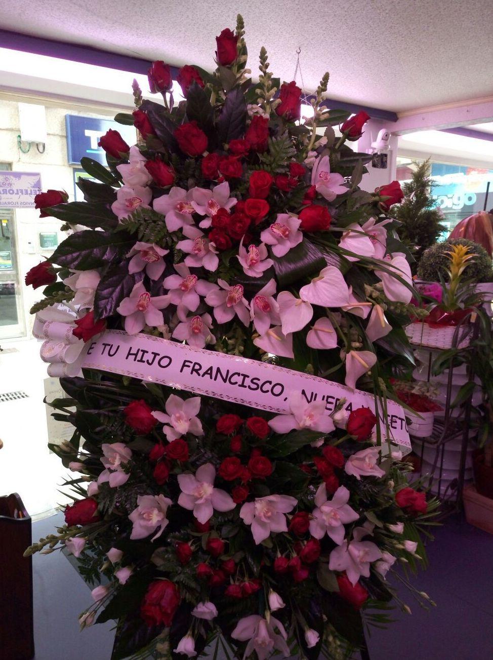 Arreglos florales Ribeira. Mandragora floristería