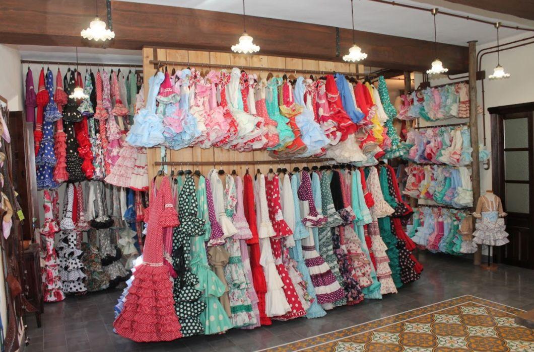 Vestidos de flamenca en Córdoba
