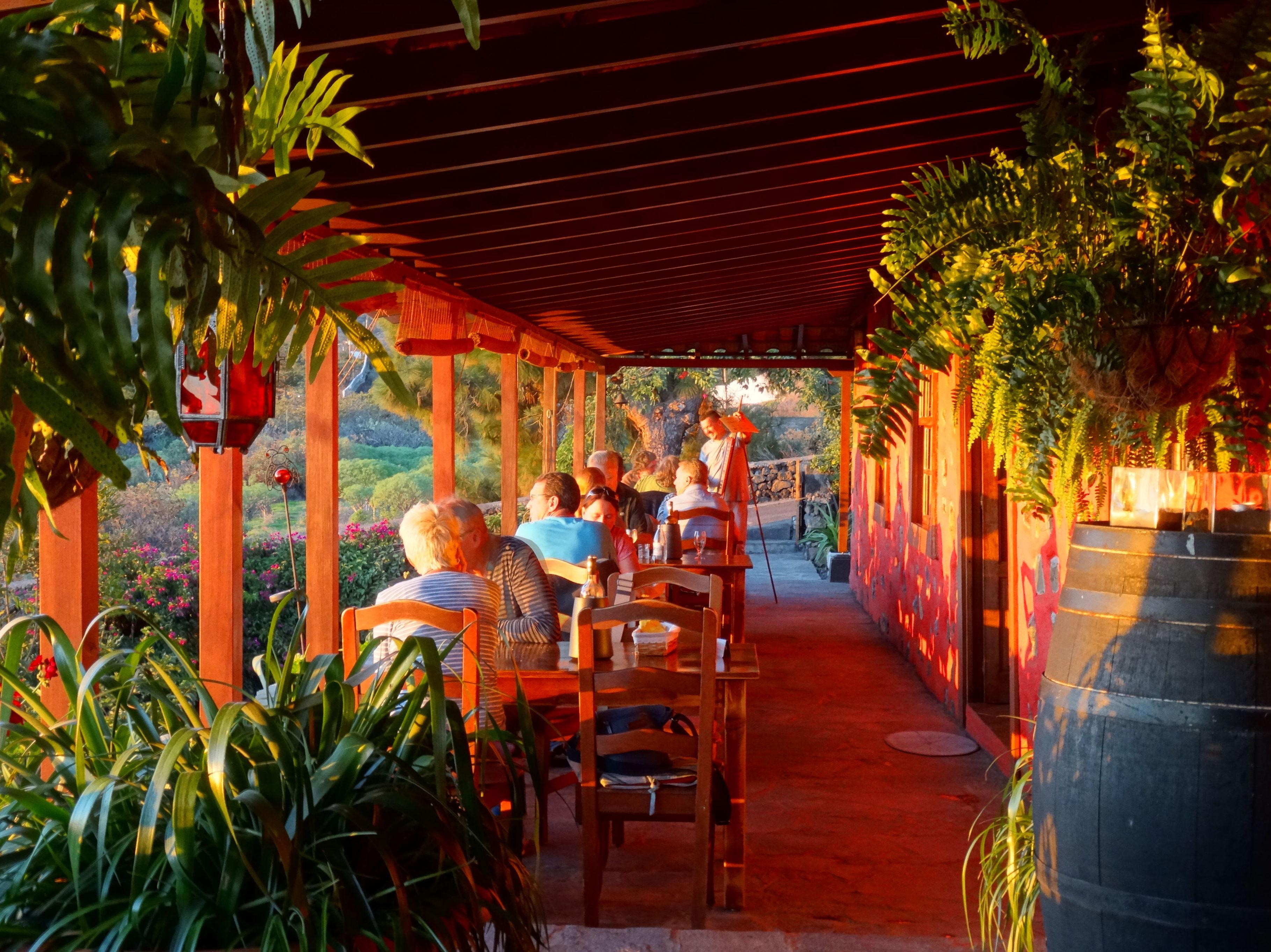Salir de tapas en Santa Cruz de La Palma
