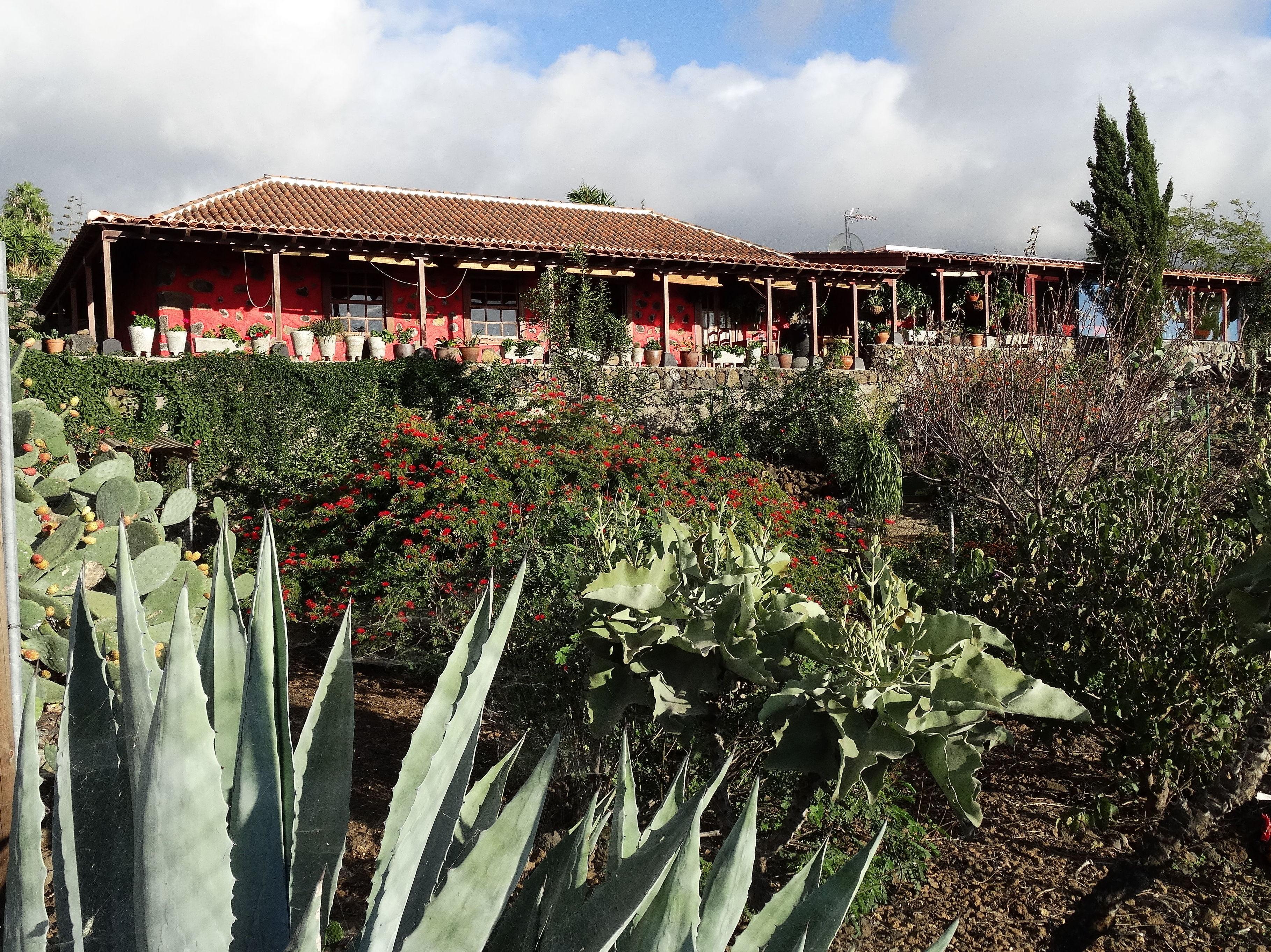 Restaurantes en la isla de La Palma
