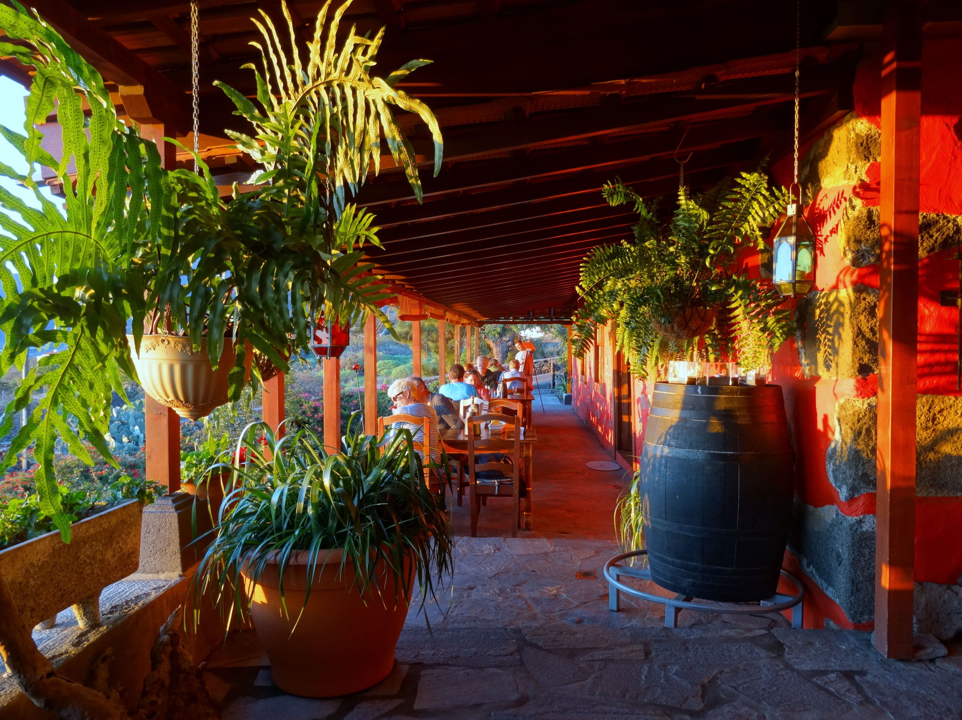 Comer de tapas en Santa Cruz de La Palma