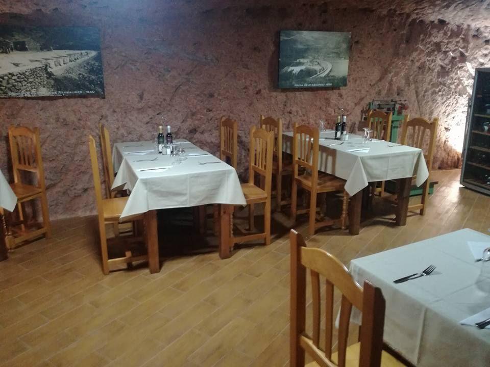Comida canaria: Servicios de Bar La Cuevita