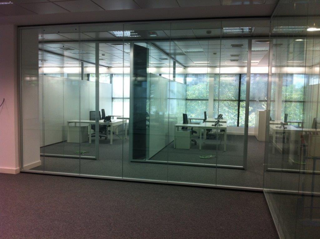 Mamparas doble vidrio: Productos de Instalaciones Agustín Mateo