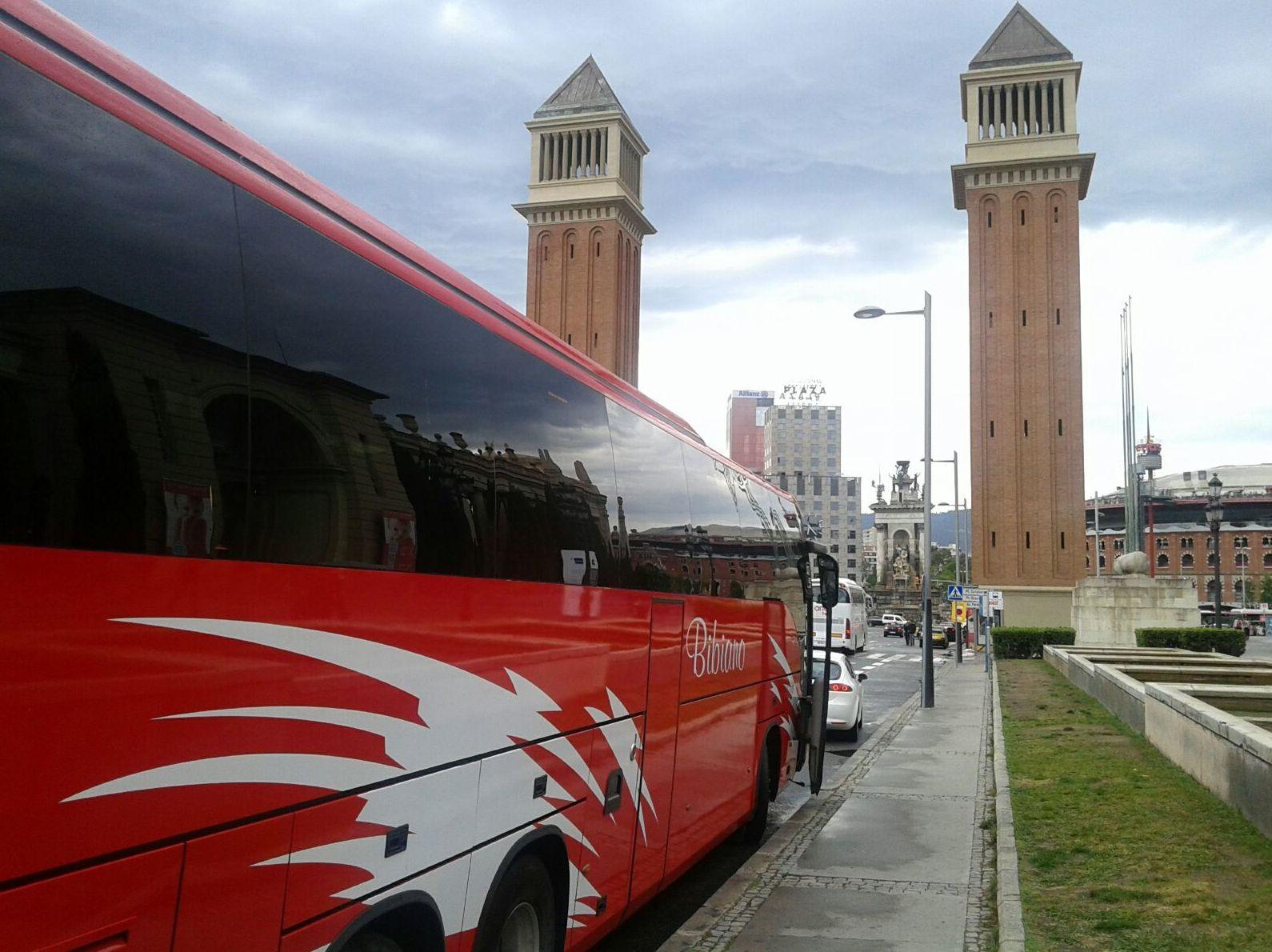 Foto 13 de Empresa de autocares en Vilches   Autocares Bibiano Juanes