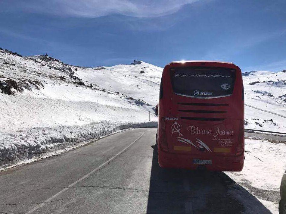 Foto 9 de Empresa de autocares en Vilches | Autocares Bibiano Juanes