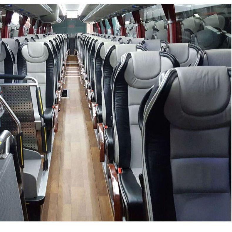 Autobuses para tu boda: Servicios de Autocares Bibiano Juanes