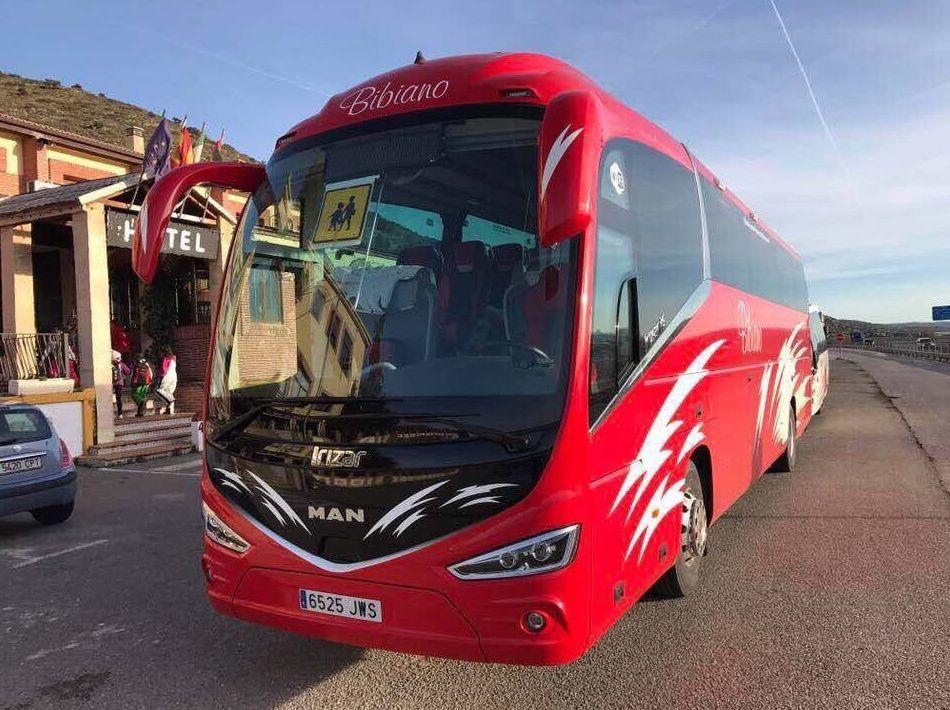 Foto 10 de Empresa de autocares en Vilches | Autocares Bibiano Juanes