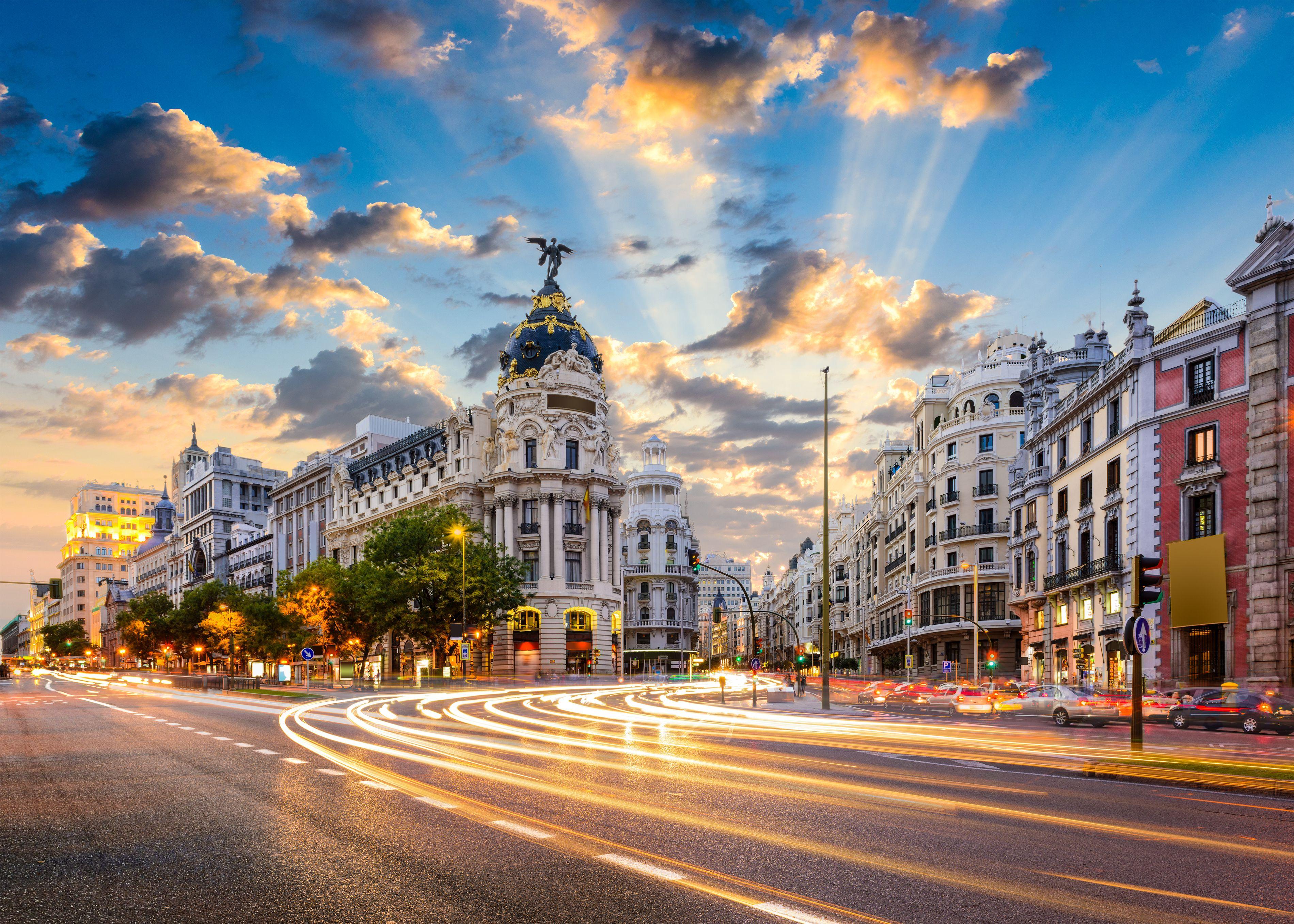 Inmuebles en Madrid
