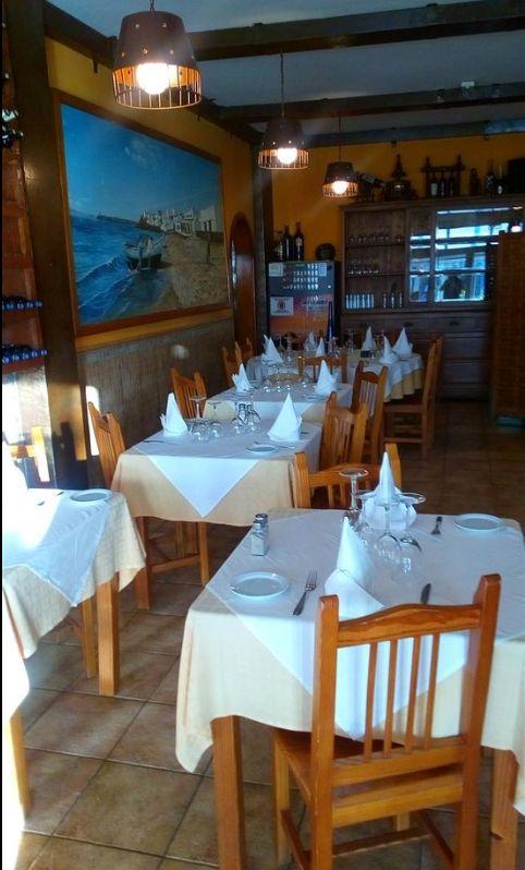 Restaurante de cocina canaria en Costa Teguise