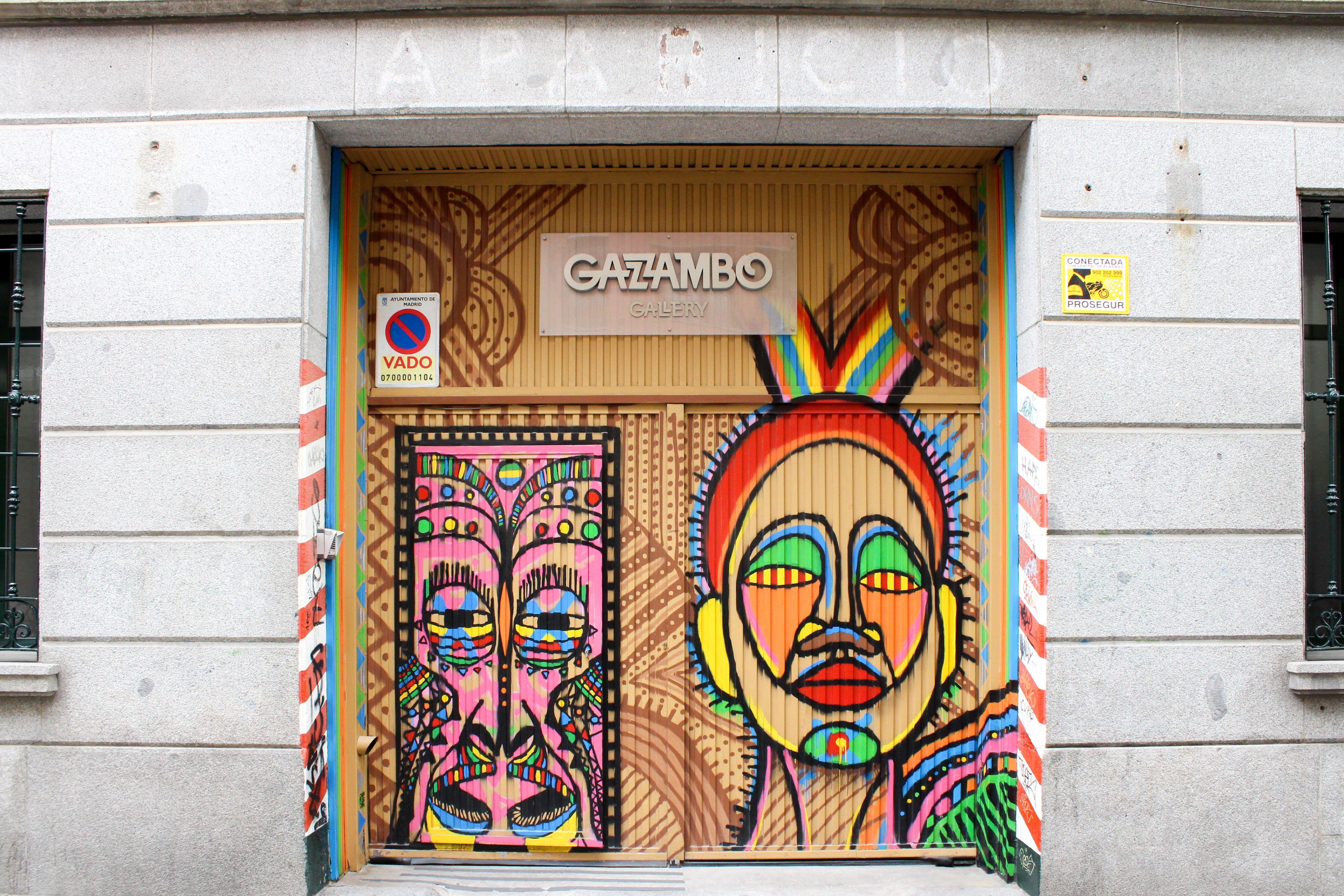 Foto 5 de African art gallery en Madrid | Gazzambo Gallery